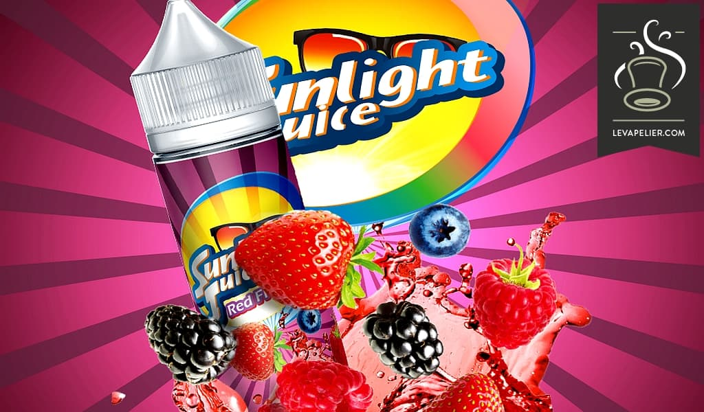 Red Fruits par Sunlight Juice