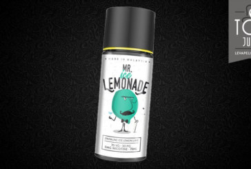 Ice limonade Mr Lemonade van My's Vaping