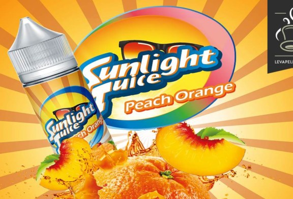 Peach Orange par Sunlight Juice