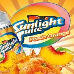 Peach Orange di Sunlight Juice