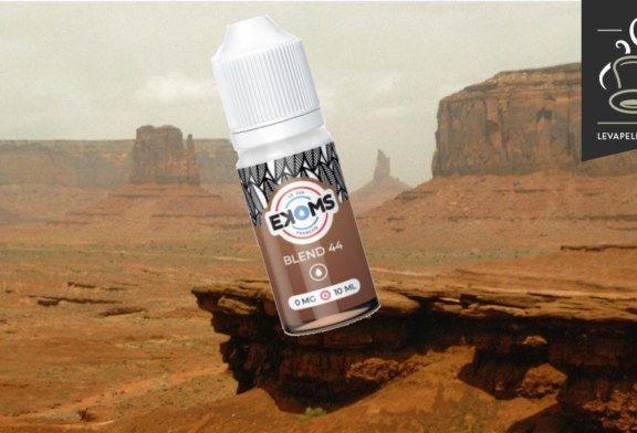 Blend 44 (Flavour Range) van Ekoms