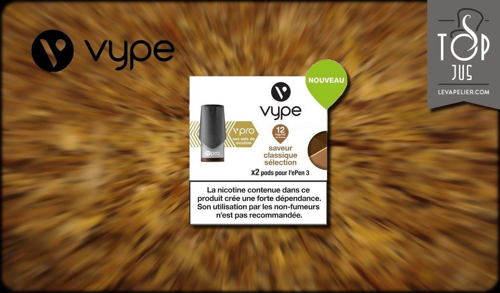 Klassieke selectie (Vpro-bereik) door Vype
