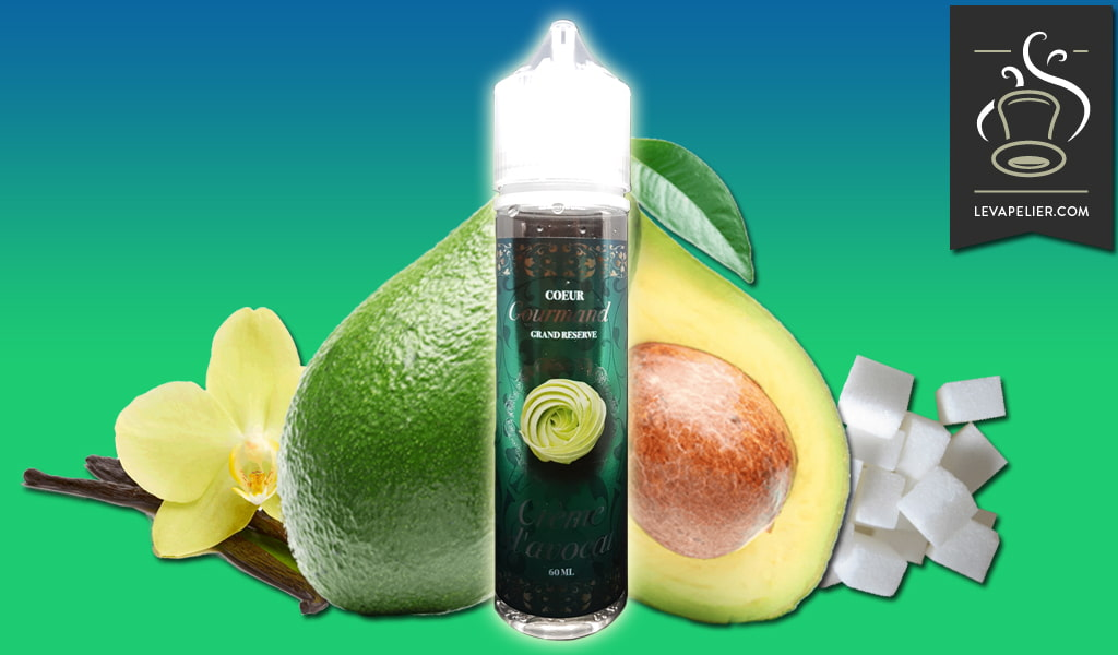 Avocado Cream (Grand Réserve Gourmand Range) van Made In Vape