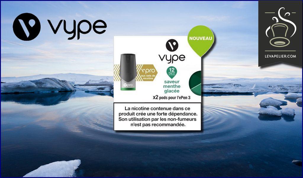 Ice Mint (Vpro Range) van Vype