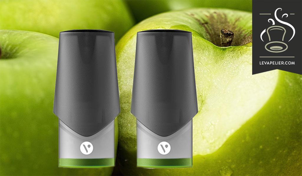 Vype的绿苹果