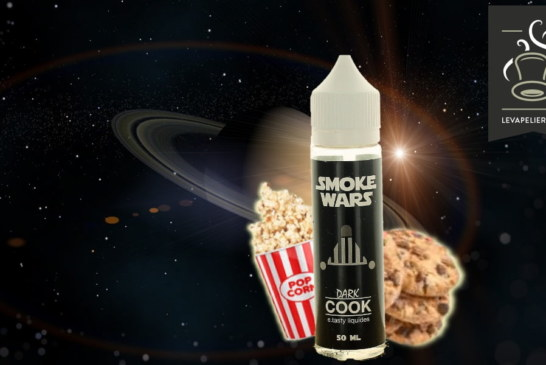 Dark Cook (Smoke Wars Range) de e-Tasty