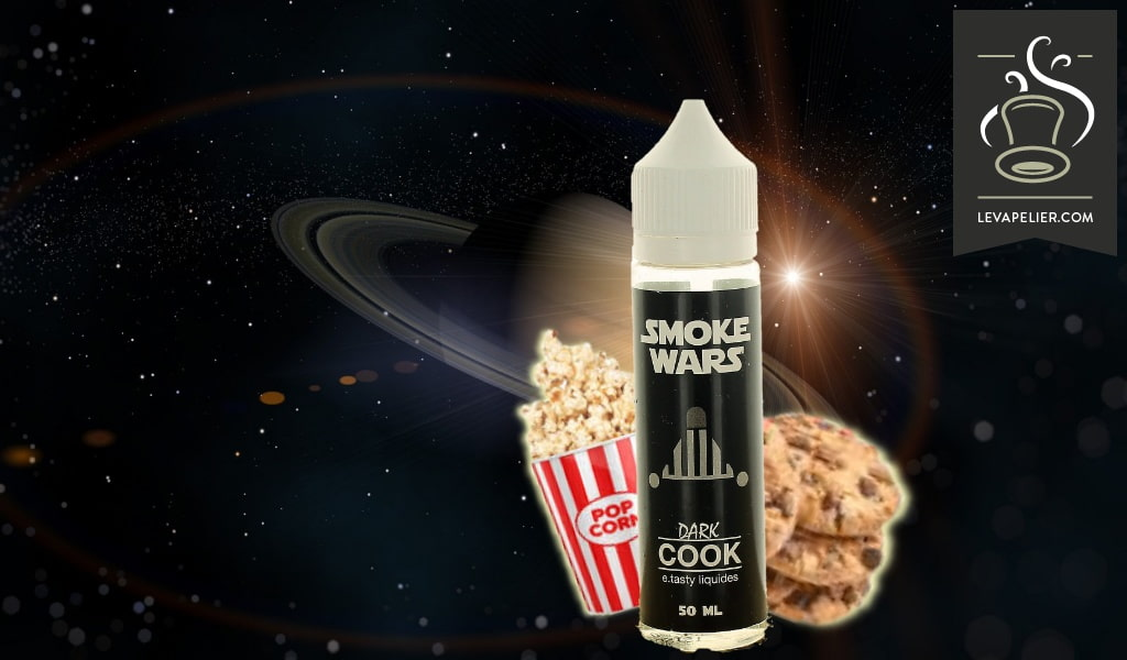 Dark Cook (Smoke Wars Range) de e-Tasty
