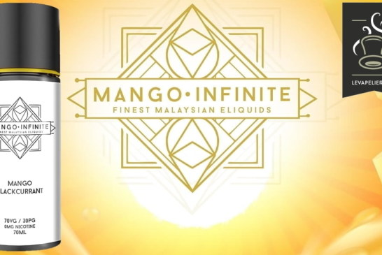 Mango Blackcurrant par Mango Infinite – My's Vaping