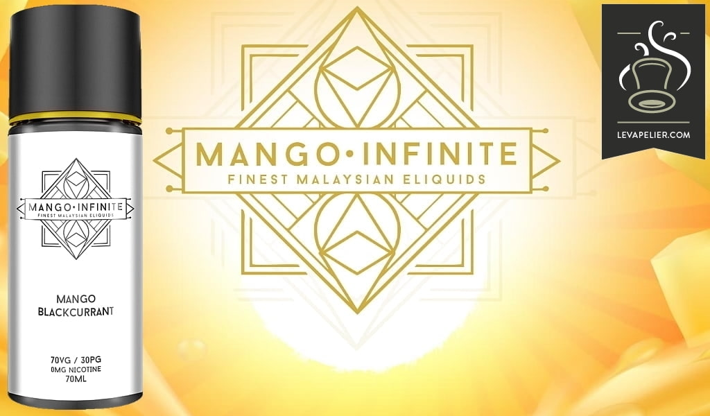 Mango Blackcurrant van Mango Infinite - My's Vaping