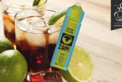 Lime Cola di Zap Juice
