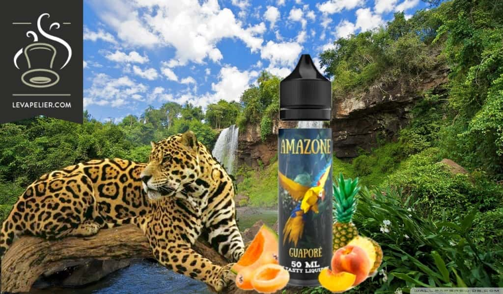 Guapore (Amazon Range) by e-Tasty Liquids