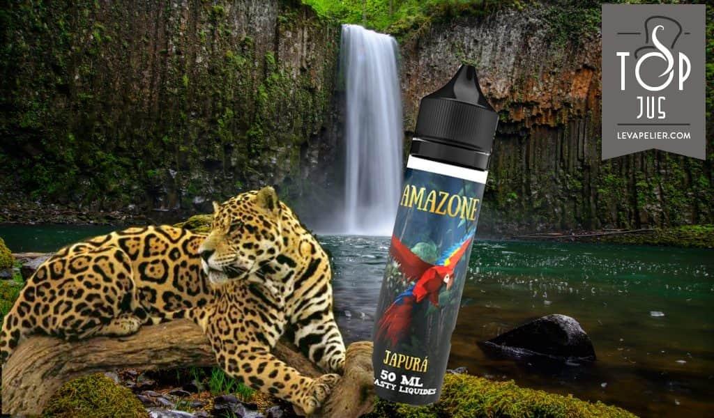 Japura (Amazon Range) di e-Tasty