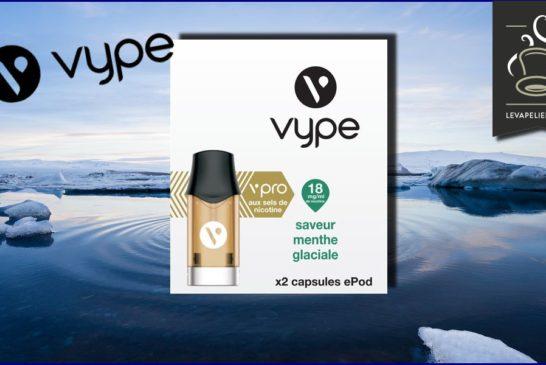 Menthe Glaciale par Vype