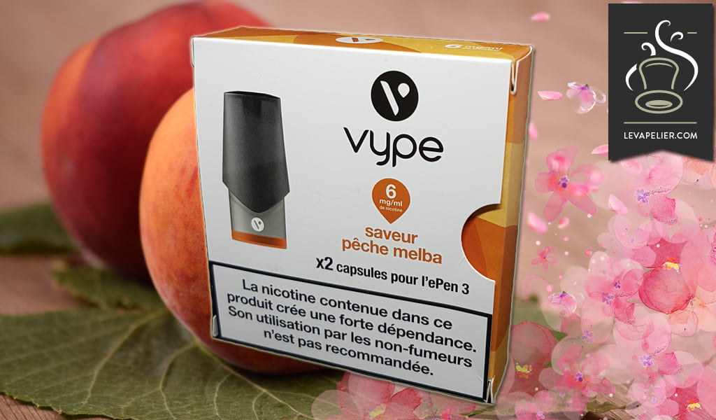 Melba Fishing di Vype