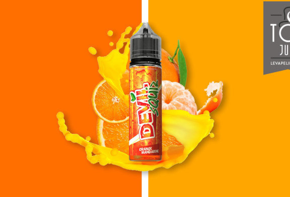 Orange Mandarin (Devil Squiz Range) van Avap