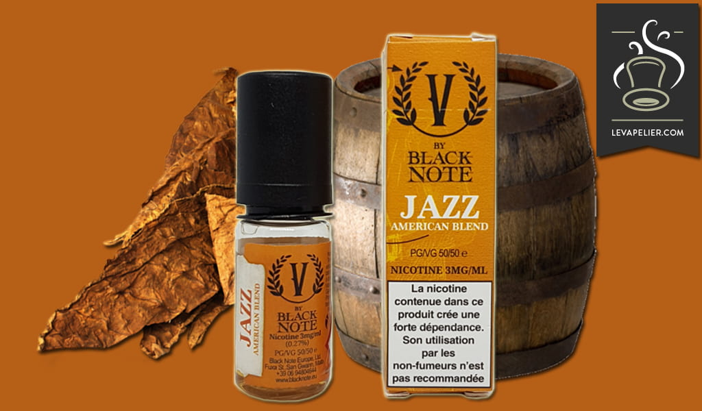 Jazz (V Range) van Black Note