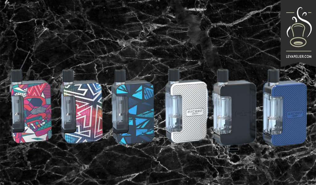 Exceed Grip by Joyetech