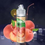 Black Ice Tea Pêche (Gamme Freeze Tea) par Made In Vape