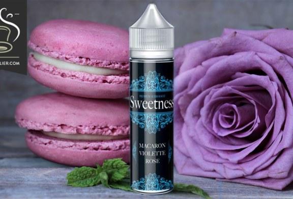 Purple Rose Macaroon (Sweetness Range) de Made in Vape