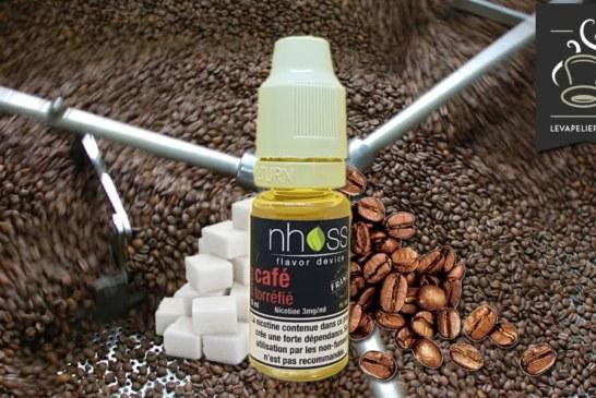 קפה קלוי (טווח גורמה) מאת נהוס