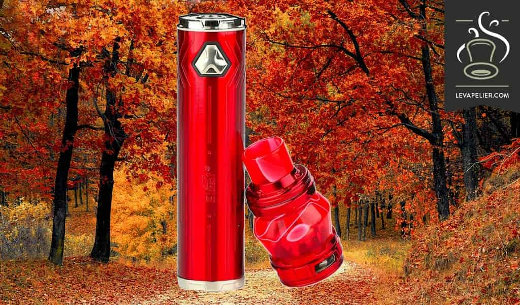 Kit Ijust 21700 par Eleaf