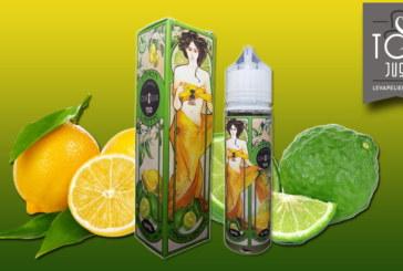 Citron Limette (Gamme 1900) par Curieux E-liquides