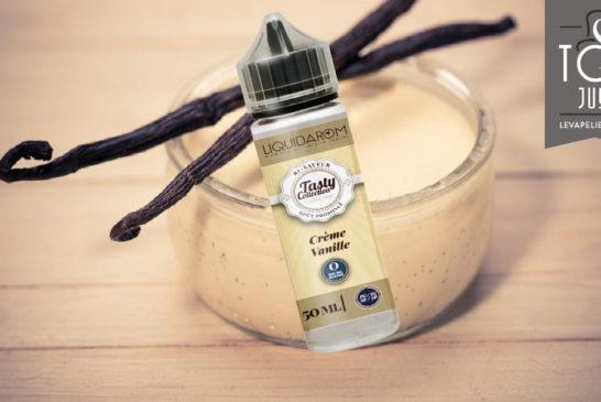 Vanilla Cream (Tasty Collection Range) di Liquidarom