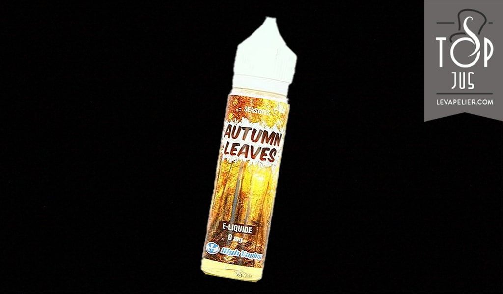 Autumn Leaves (Se4sons Series) by High Vaping