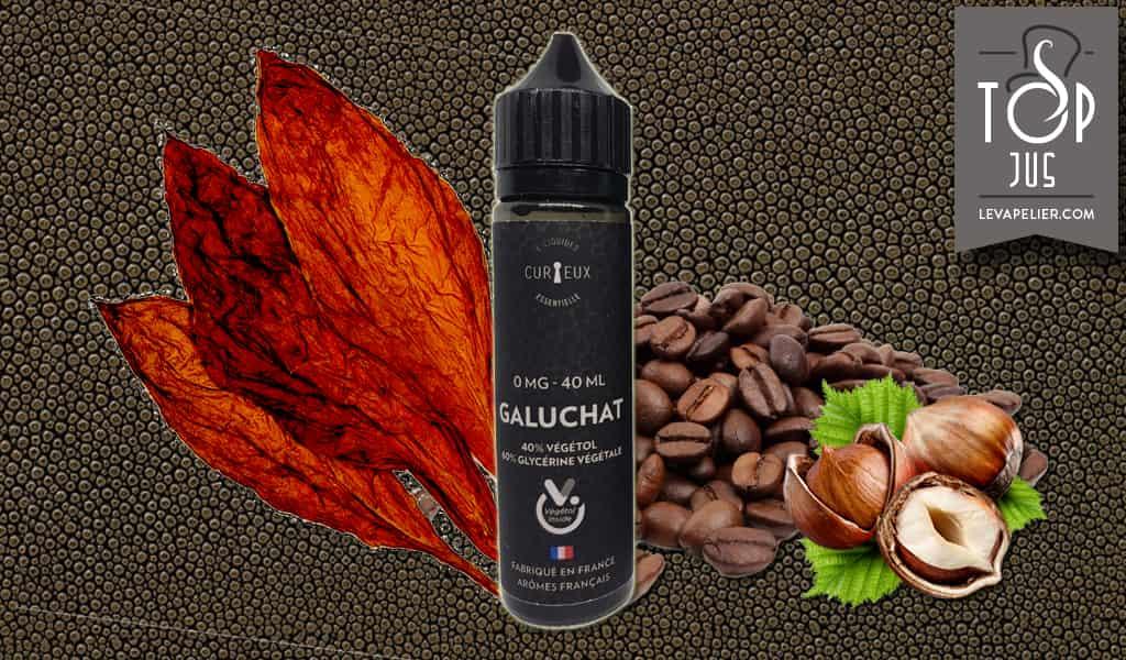 Galuchat (Essential Edition-reeks) van Curieux E-liquids