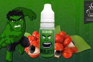 Hulkyz (Gamme Juice Heroes) par Liquideo
