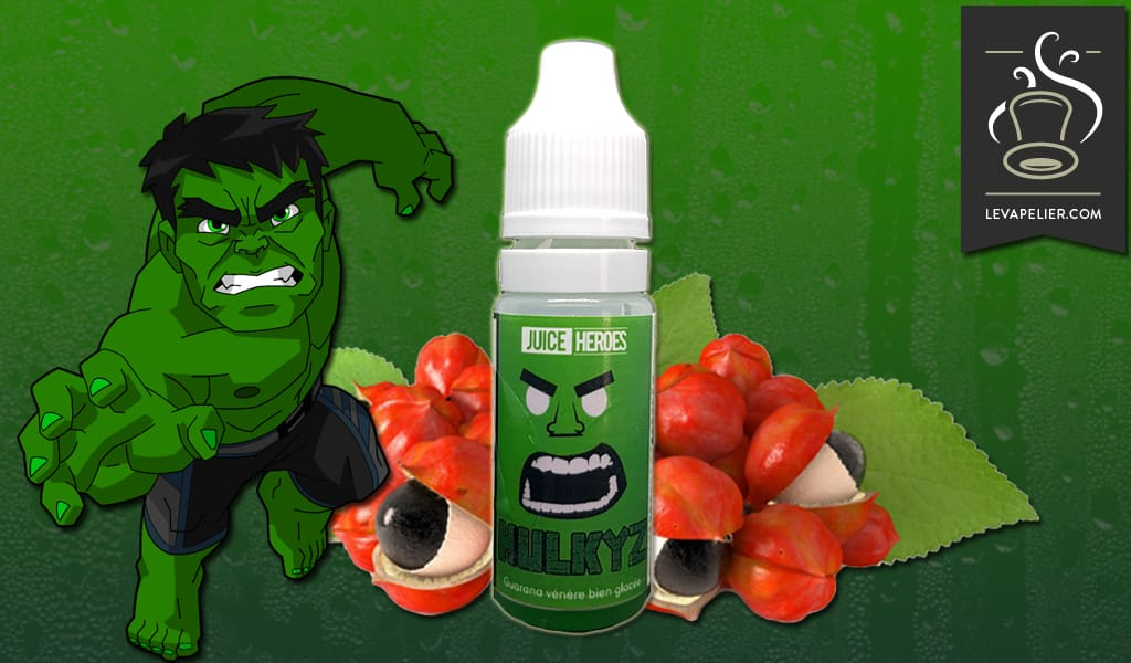 Hulkyz (Juice Heroes Range) by Liquideo