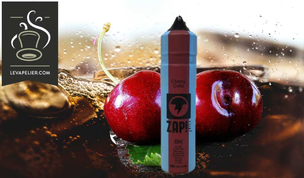 Cherry Cola (Gamme Cola Vintage) par Zap Juice