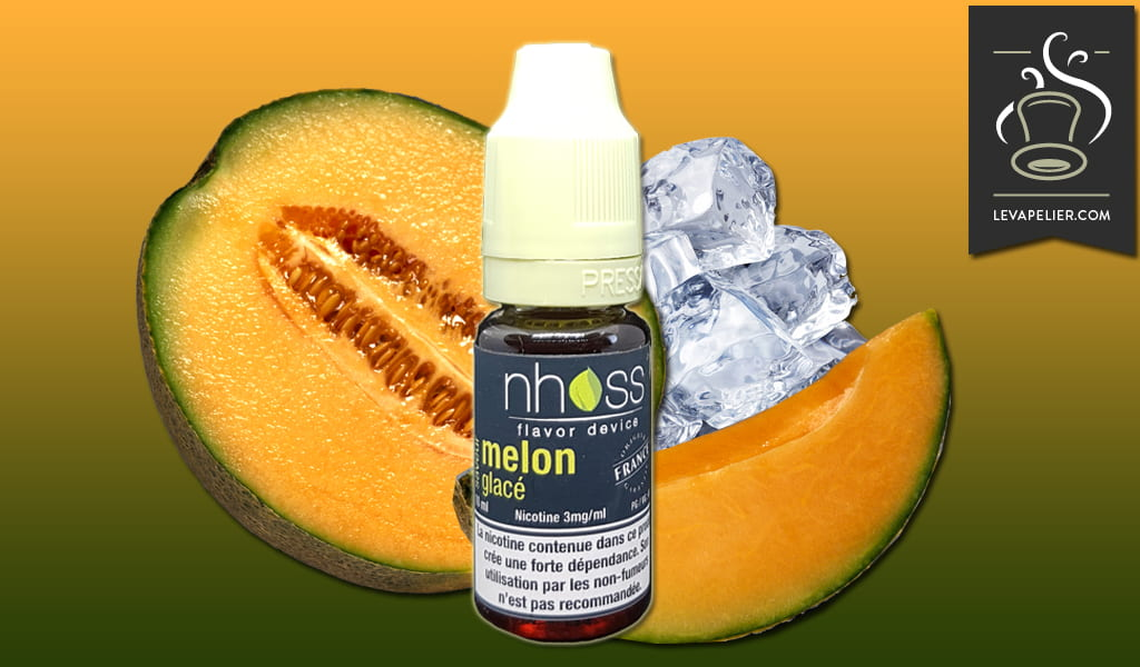 Frozen Melon (Fresh Fruity Range) van Nhoss