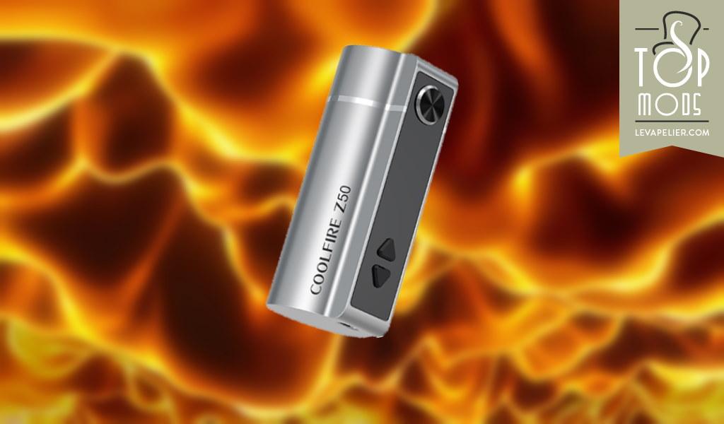 Coolfire Z50 par Innokin