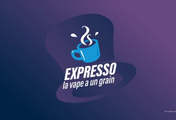 Espresso: The Vape has a grain !!!!