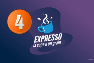 EXPRESSO 4 : E-CHEF !