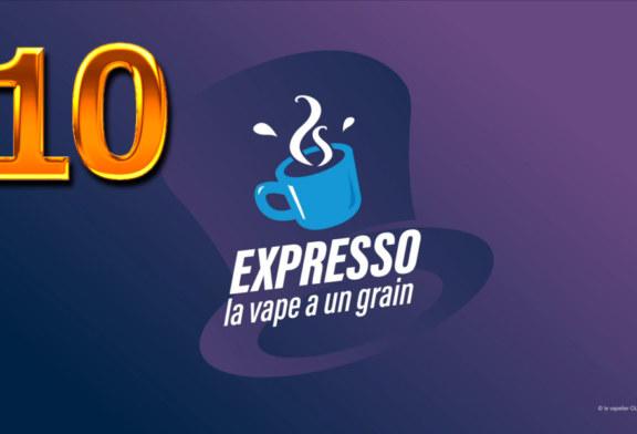 אקספרסו 10: ENOVAP