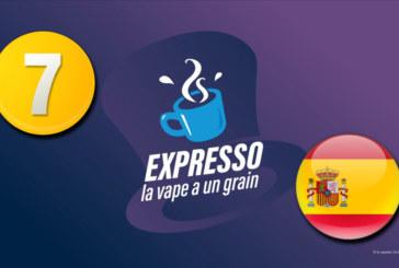 EXPRESSO 7: BOBBLE LIQUIDE (versión en español)