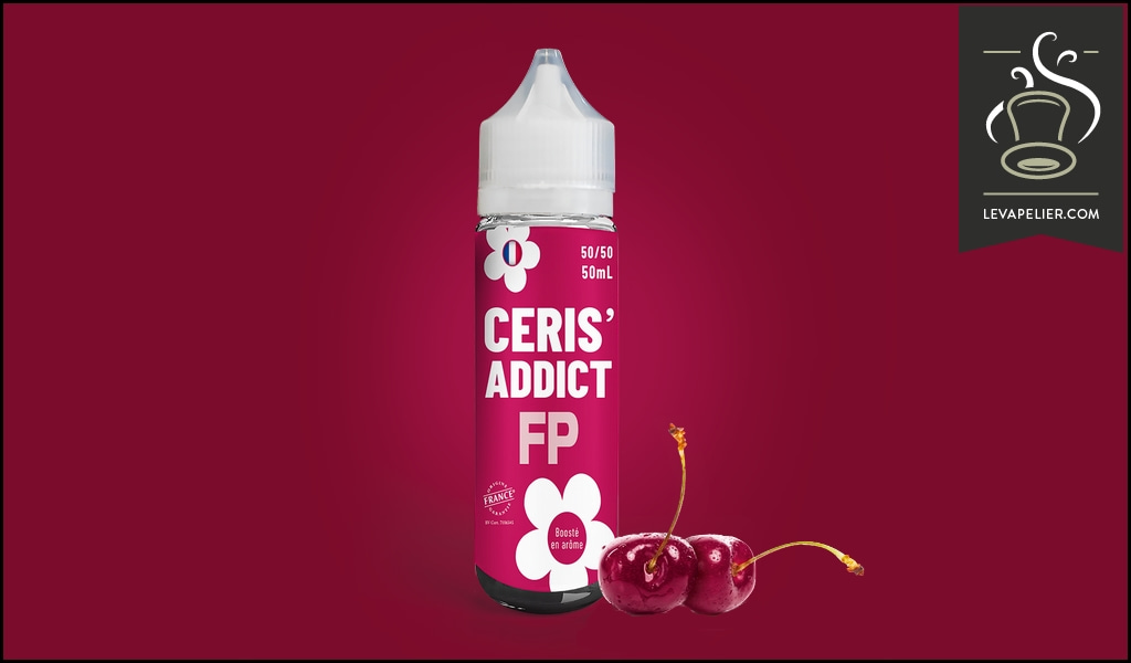 Ceris'Addict (Gamme 50/50 50 ml) par Flavour Power