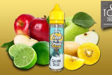 Golden Drizz (Cool n'Fruit Range) מאת Alfaliquid