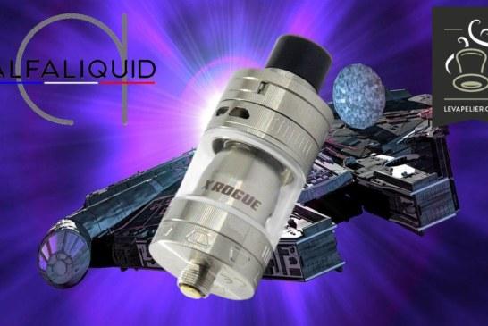 X-ROGUE ALFALIQUID EDITION par Alfaliquid