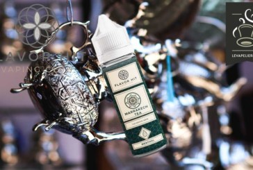 Marrakech Tea (Gamme Essentials) par Flavor Hit Vaping Club