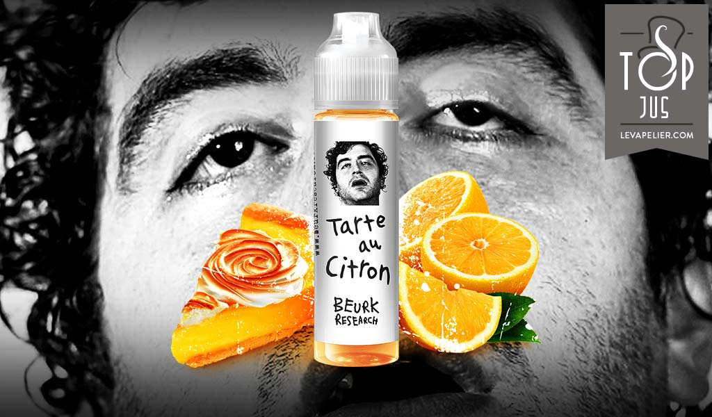 Tarte Au Citron par Beurk Research