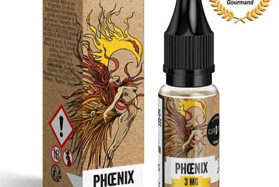 Phoenix par Curieux (Gamme Astrale) [Flash Test]