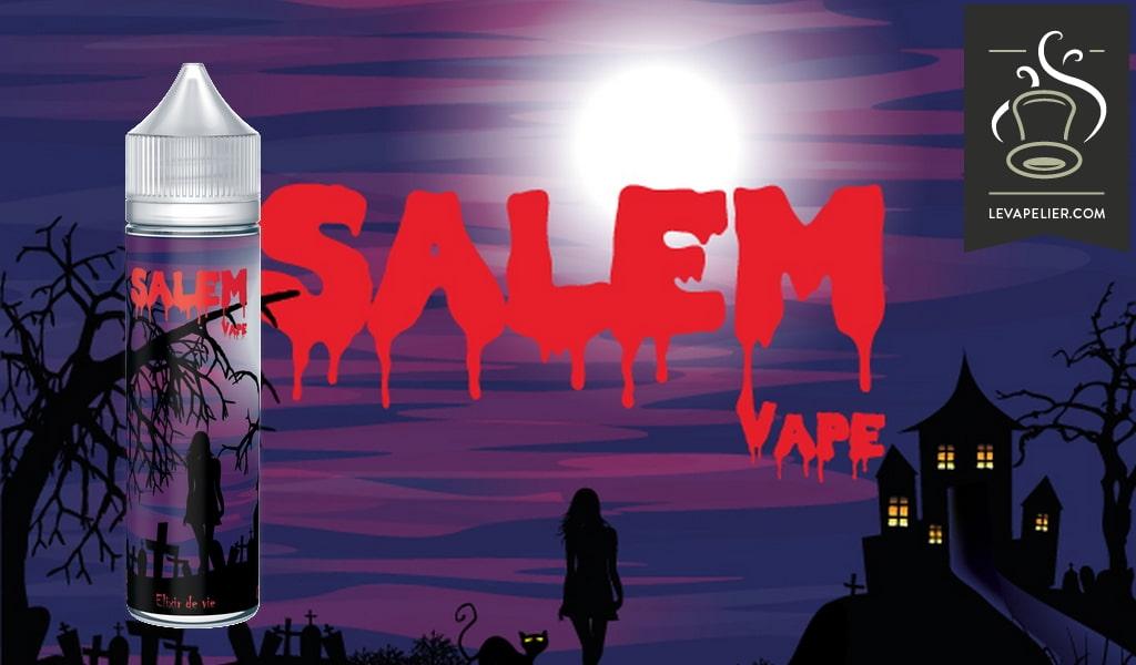 Élixir de Vie par Salem Vape