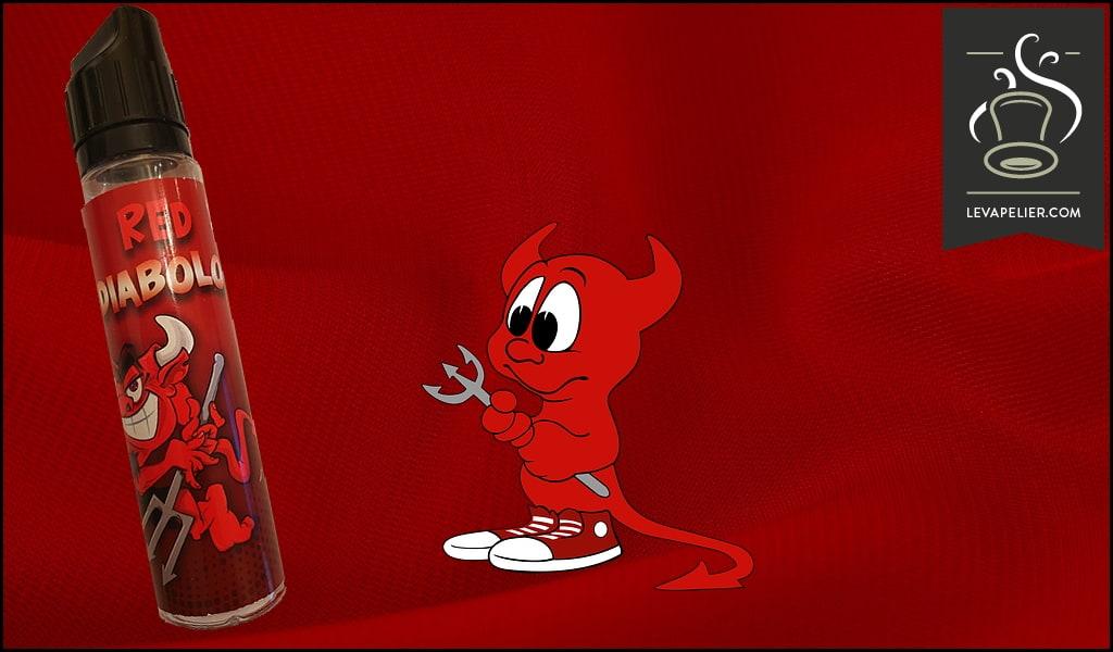 Red Diabolo (Gamme LBV Fox) par Laboravape
