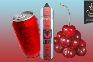 ZAP JUICE的樱桃可乐