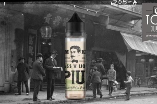 Opium van Tom Klark's