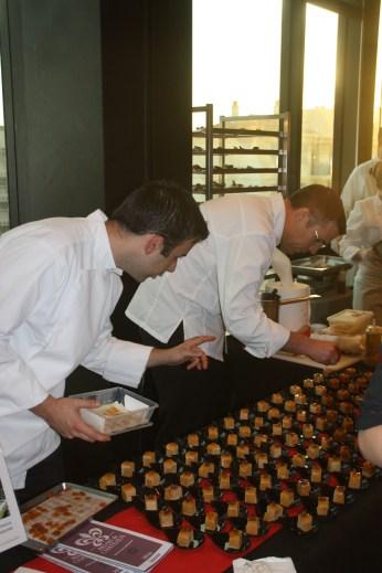 La Cabro d'Or, Foie gras, poutargue en gelée d'agrumes