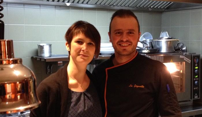 Stéphanie et Maxime D'Orio, La Goguette, Le Castellet